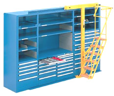 Lista Storage Wall® Systems